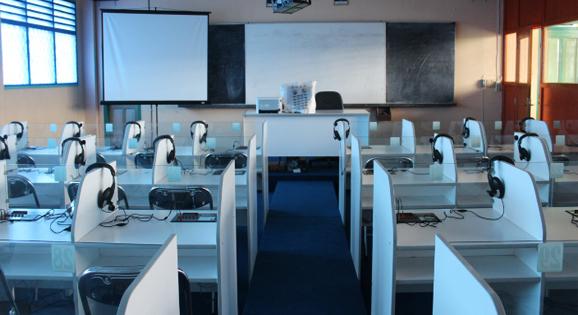 Desain Ruang Multimedia Menarik Penambah Motivasi Belajar Siswa
