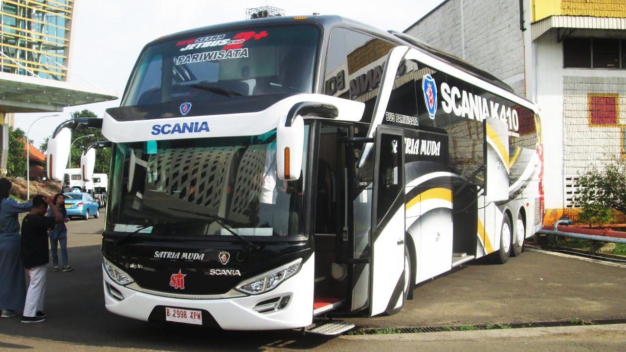 Merek Bus PO yang Populer di Indonesia
