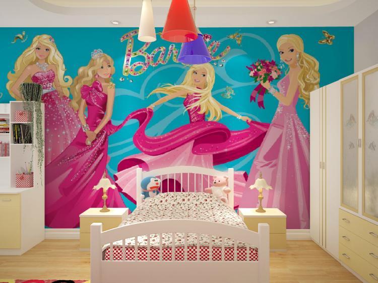 Wallpaper Barbie