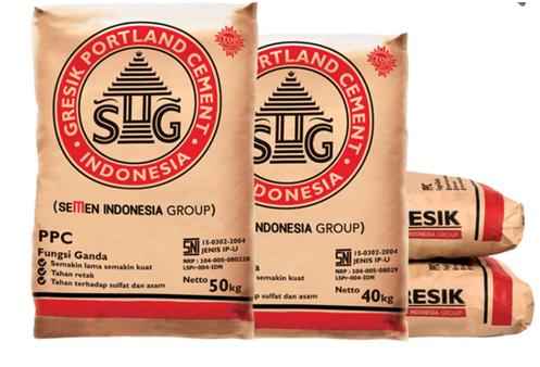 Merk Semen yang Populer di Indonesia