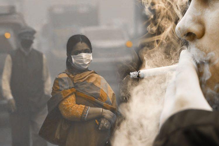 Efek Polusi Udara pada Lesehatan