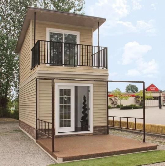 Inspirasi Desain Depan Rumah Minimalis