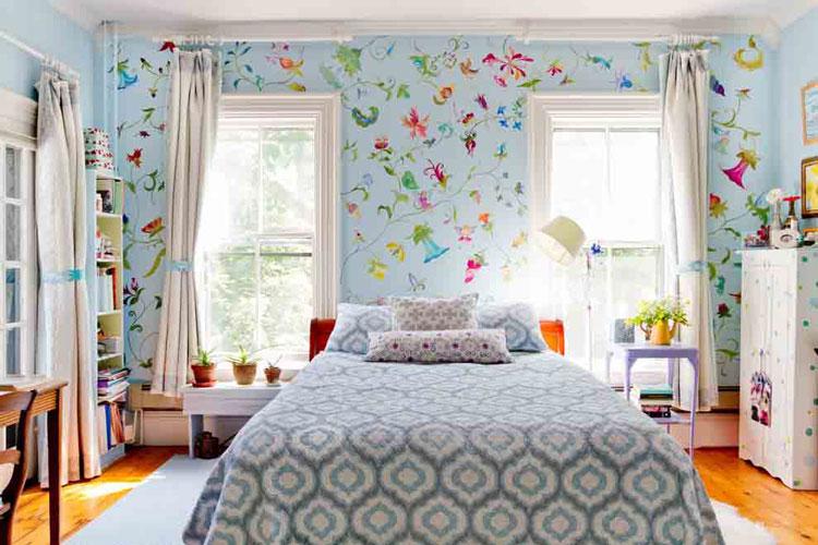 Wallpaper Bunga