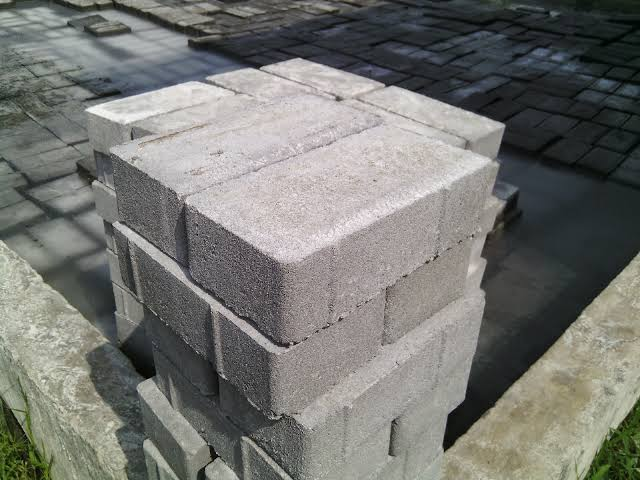 paving Batu Bata