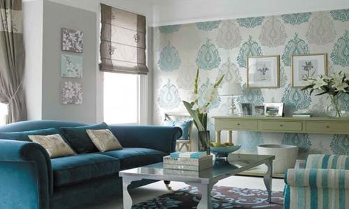 wallpaper dengan perabot