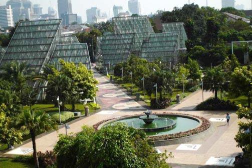 Taman Menteng, Ruang Hijau di Tengah Kota Jakarta