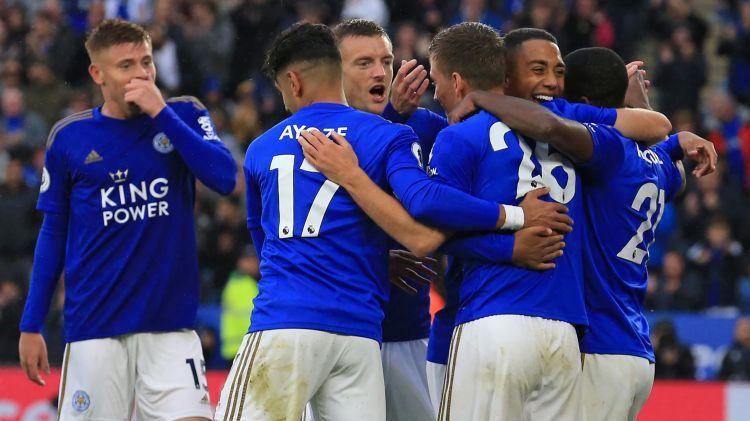 Perayaan Kemenangan Leicester