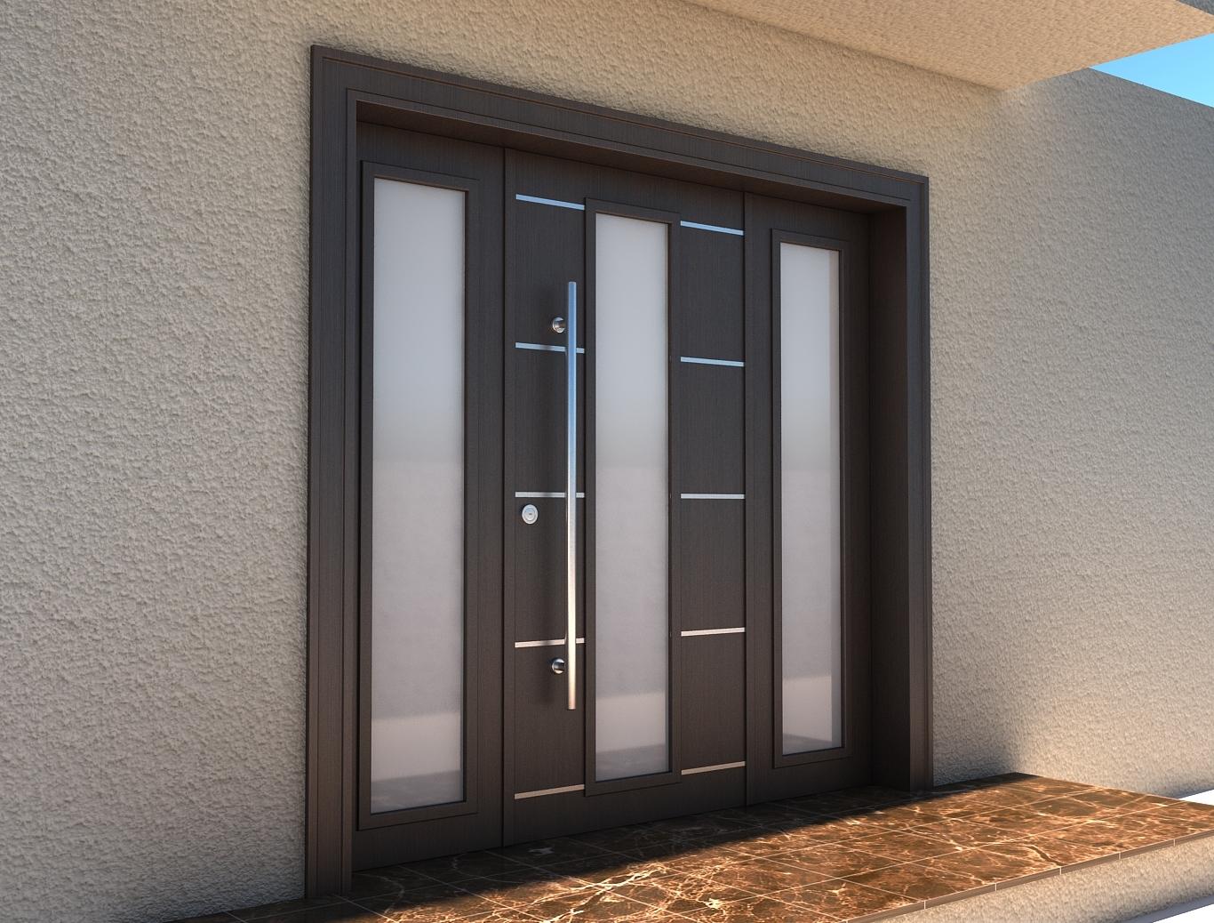 Daya Tahan Pintu Aluminium