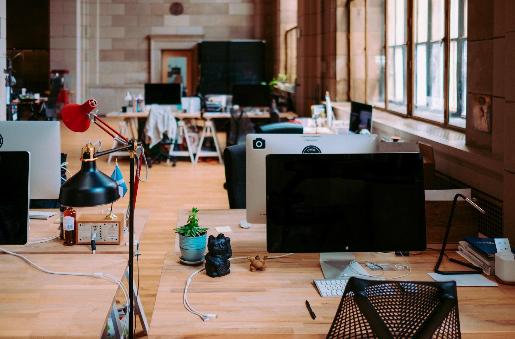 Kiat Mendesain Tata Ruang Kantor yang Ideal