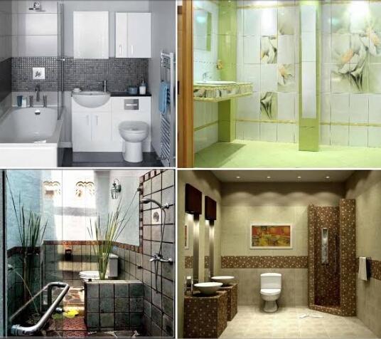Desain Interior Kamar Mandi Minimalis Untuk Rumah Keluarga Kecil