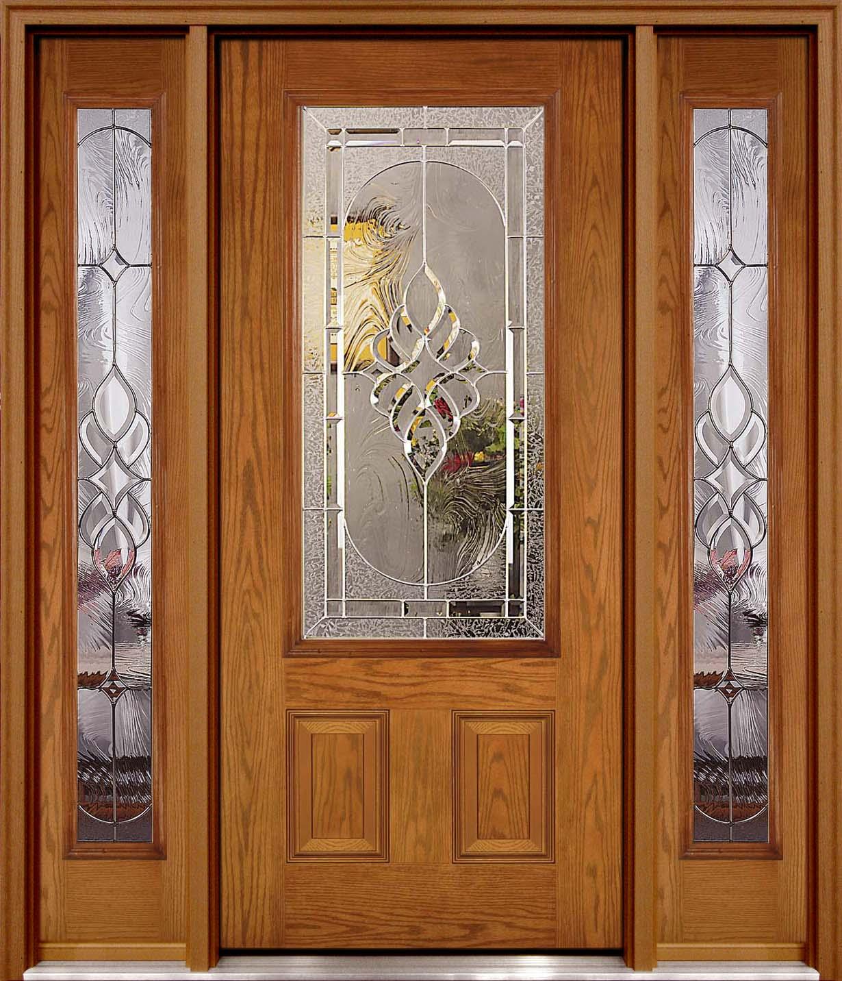 Berbagai Macam Material Untuk Pintu