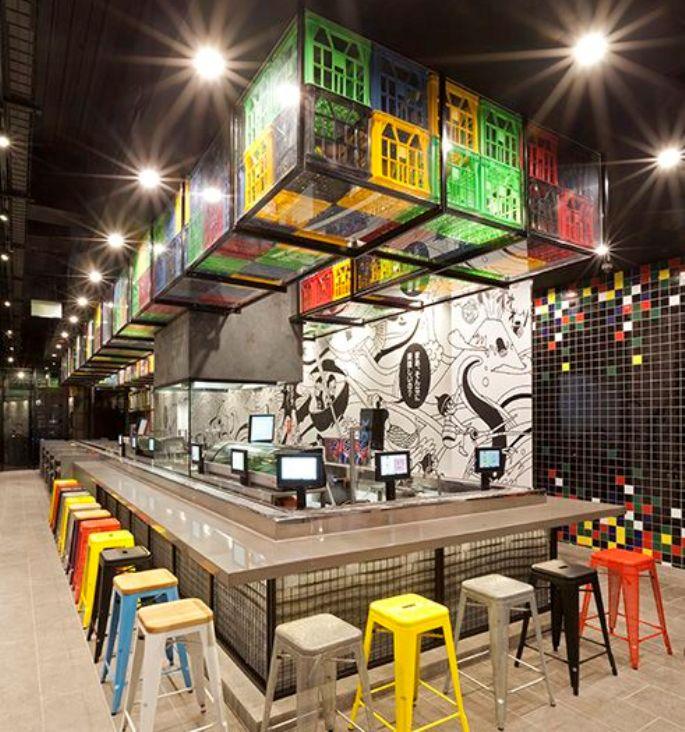 kontraktor interior restaurant