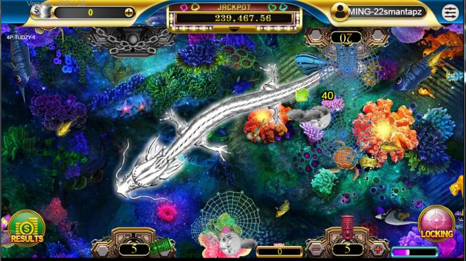 Beginilah Awal Mula Terciptanya Game Judi Yang Bernama Tembak Ikan, Hati-hatilah
