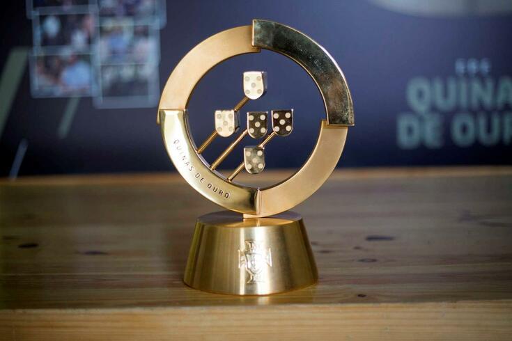 Piala Quinas De Ouro