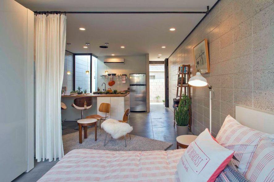 Trik Mengatur Desain Interior Apartemen 1 Bedroom Blog Temtera