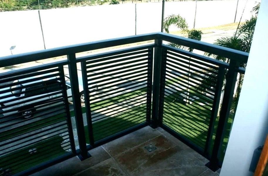 Renovasi Balkon Minimalis